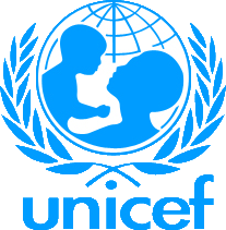 Unicef Logo Png Full wallets- empty be...